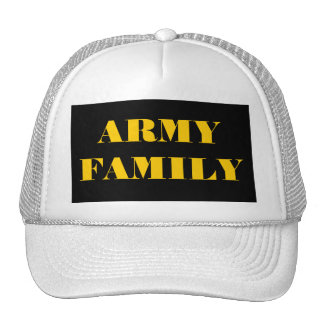 Hat Army Family