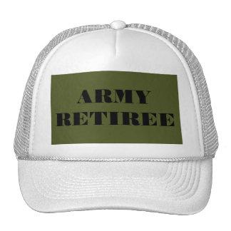 Hat Army Retiree