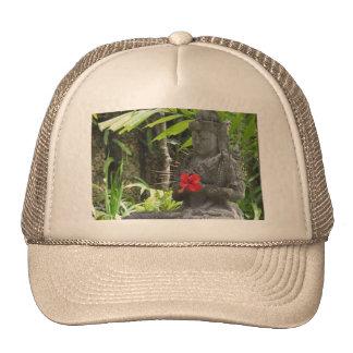 Hat:  Bali Statue