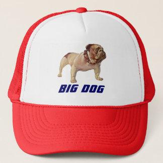 HAT BIG DOG Bulldog OTR Trucking Trucker's Mover's