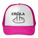 Hat Blast Ebola