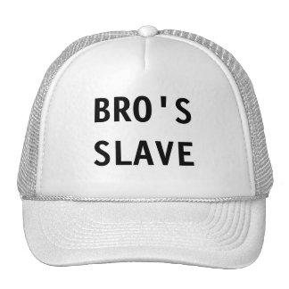 Hat Bro's Slave