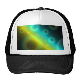 Hat Bubbles Abstract Background