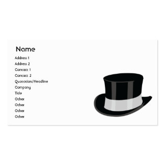 Hat - Business Pack Of Standard Business Cards