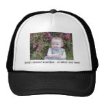 *HAT/CAP: Customise that perfect gift!