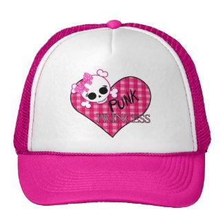 Hat Cap Punk Princess Cap
