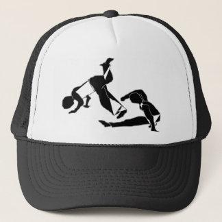 hat capoeira martial arts ginga axe brazil
