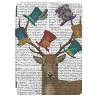 Hat Collector Deer iPad Air Cover