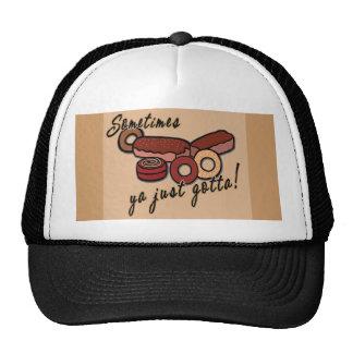 Hat- Donuts Cap