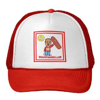 Hat-FD1 Trucker (red) Cap