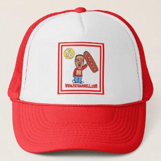 Hat-FD1 Trucker (red) Trucker Hat