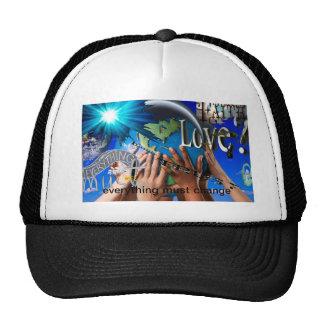 hat for change