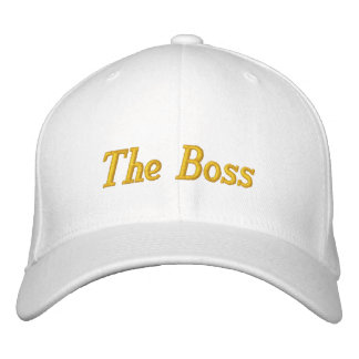 hat for the boss