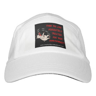 HAT for the HUMOROUS THYROID MESSAGE