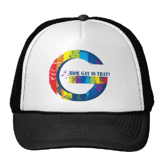 Hat -Gay Theme. How Gay Is that/