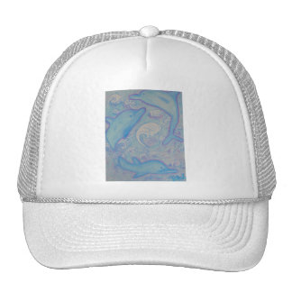 Hat -Happy Dolphins