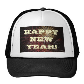 Hat Happy New Year