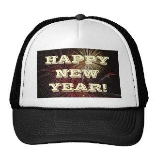 Hat Happy New Year