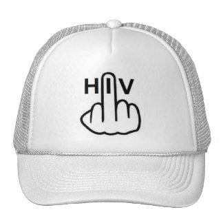 Hat HIV Flip