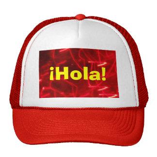 Hat - ¡Hola!