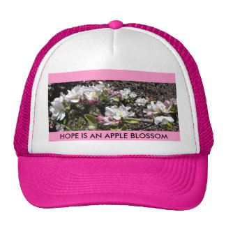 HAT: HOPE IS AN APPLE BLOSSOM