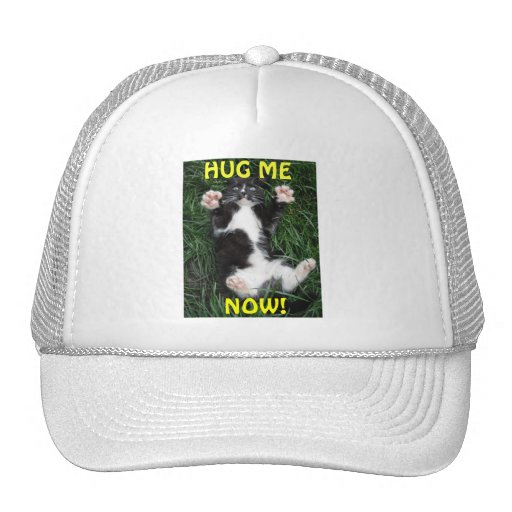 Hat Hug Me Now!