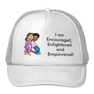 hat I am Encouraged, Enlightened and Empowered!