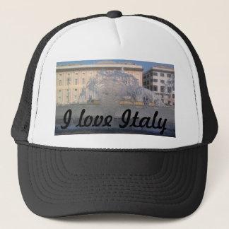 hat - I love Italy
