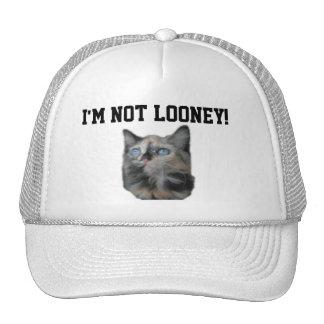Hat I m Not Looney