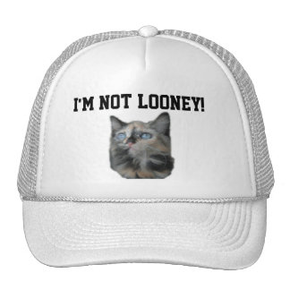 Hat I'm Not Looney