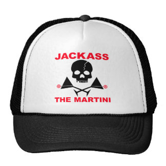 Hat - JACKASS, The Martini