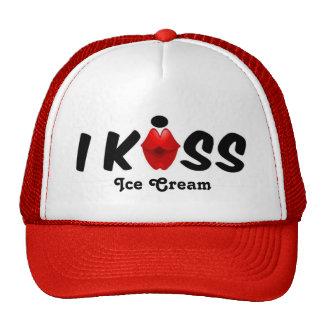 Hat Kiss Ice Cream