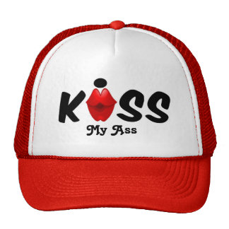 Hat Kiss My Arse