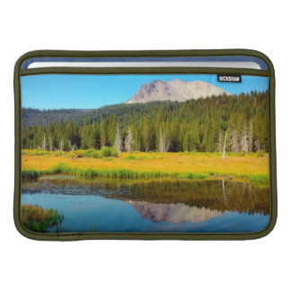 Hat Lake In Lassen Volcanic National Park Sleeve For MacBook Air