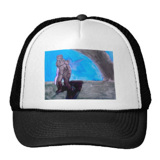hat lonely soldier futuristic cartoon collection