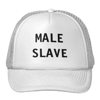 Hat Male Slave