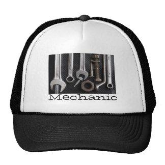 Hat: mechanics bench tool