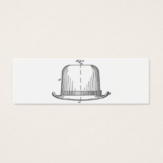 Hat Mini Business Card