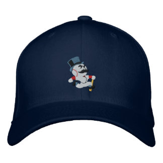 Hat, Nobleman Flexfit Embroidered Baseball Caps