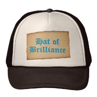 Hat of Brilliance (Old Engilsh, Parchment)