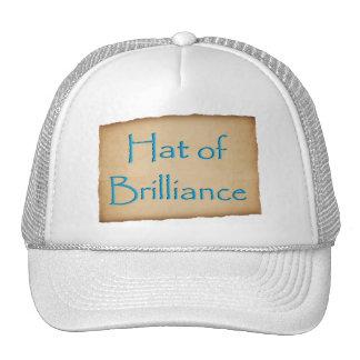Hat of Brilliance (Papyrus, Parchment)