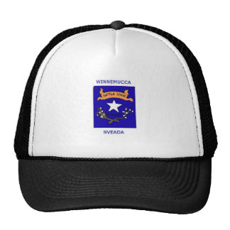 hat of Winnemucca Nevada