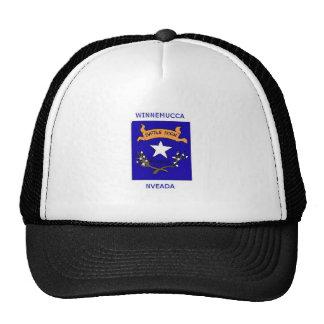 hat of Winnemucca Nevada