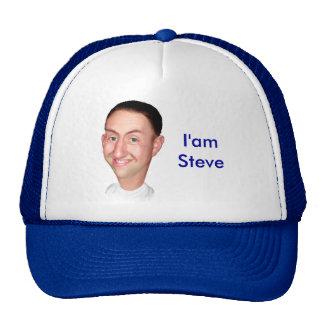 Hat -Photo caricature