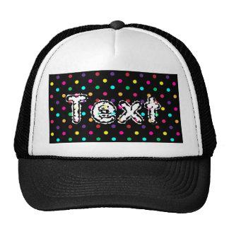Hat Polka Dot