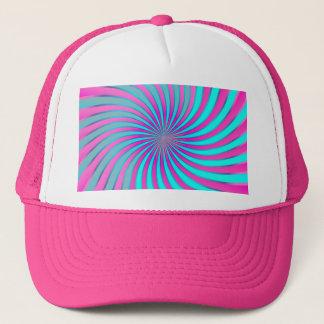 Hat Spiral Vortex