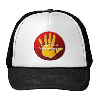 hat, stop TribalDisenrollment Cap