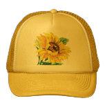 Hat- Sunflower Cap