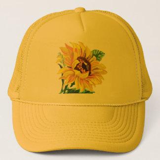 Hat- Sunflower Trucker Hat