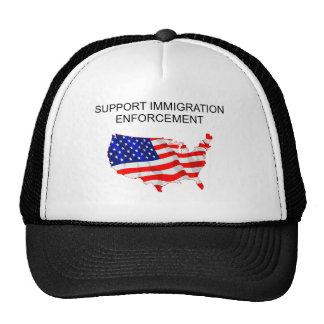 HAT, SUPPORT IMMIGRATION ENFORCEMENT